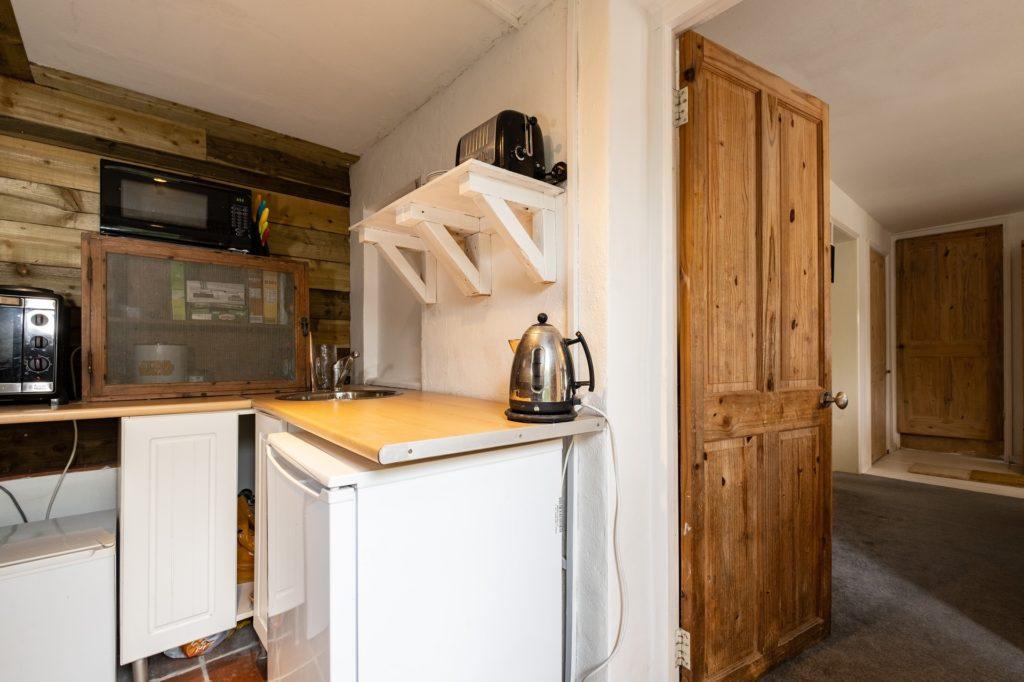 Annexe Porch Kitchen